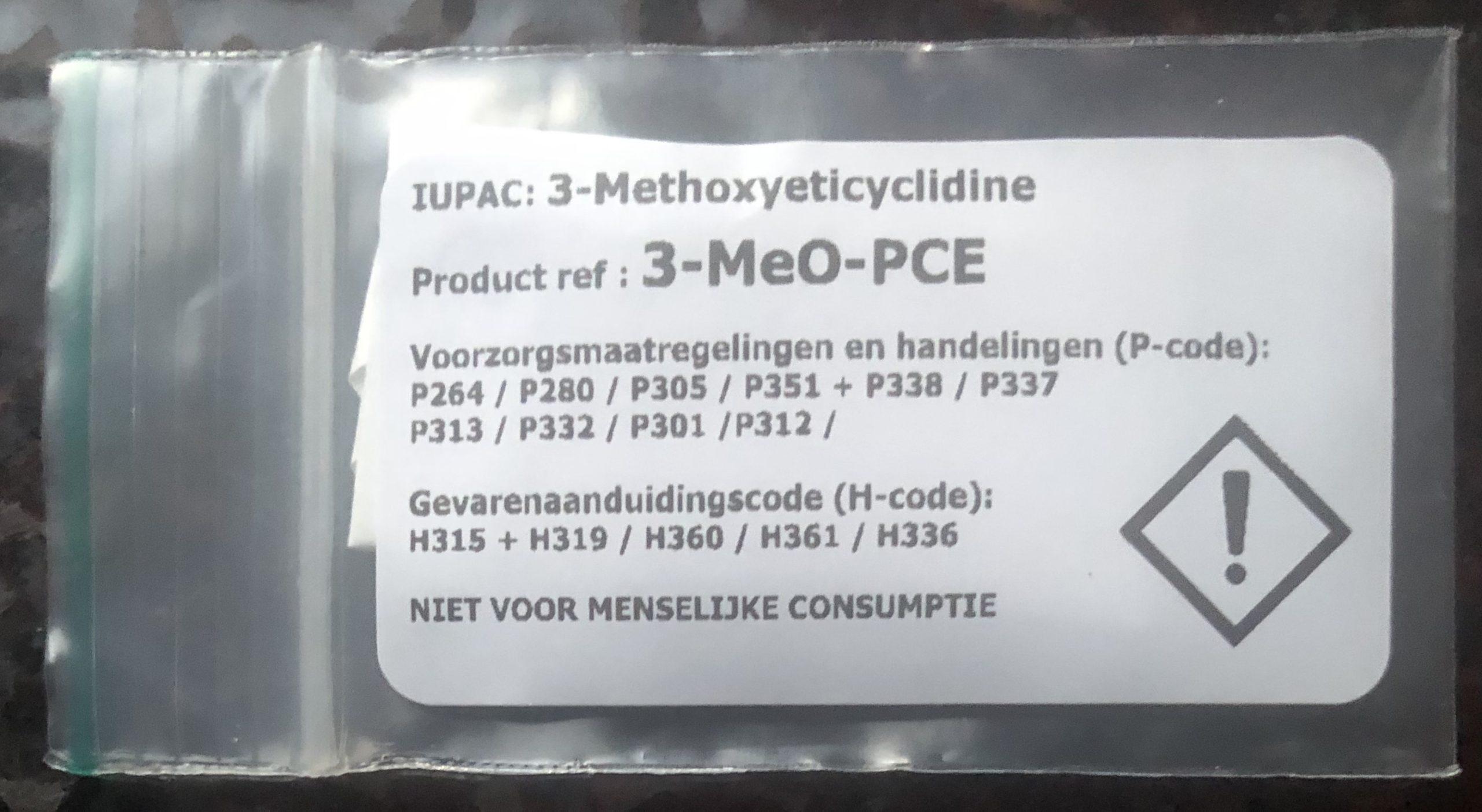 3-MeO-PCE